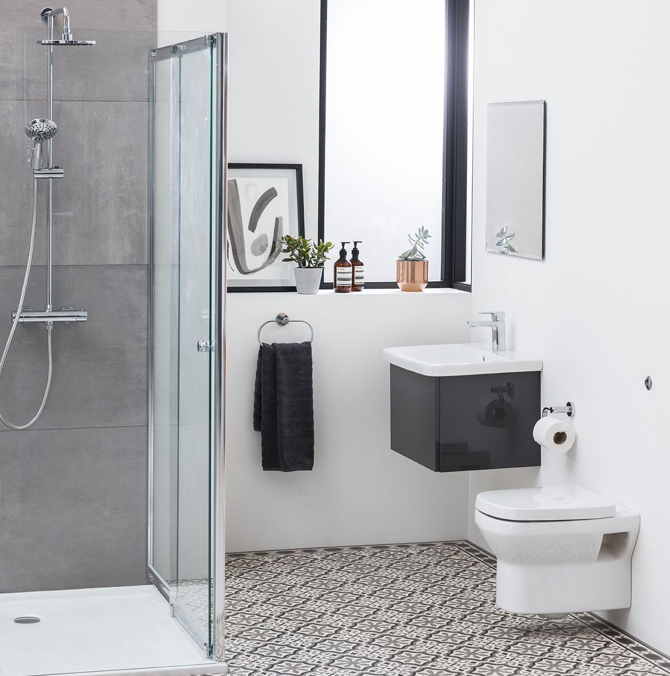 THIRTY6 - The Thirty6 range has been designed specifically for the trade and residential sectors, with an emphasis on the realities of designing for smaller bathroom spaces in everyday UK homes. Every product in the Thirty6 portfolio is purpose-designed and handcrafted to optimise compact bathroom areas, whilst still offering the flexibility to look equally at home in larger rooms, allowing you to create a consistent look across your entire property in family bathrooms, en-suites and cloakrooms.Visit the Thirty6 Website