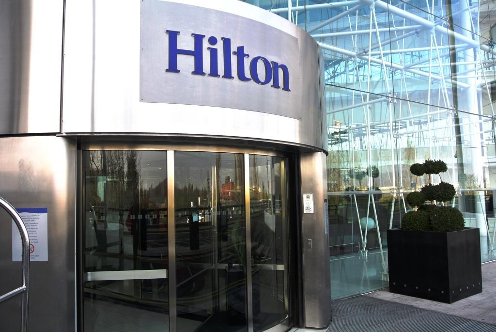 The Hilton Heathrow T4