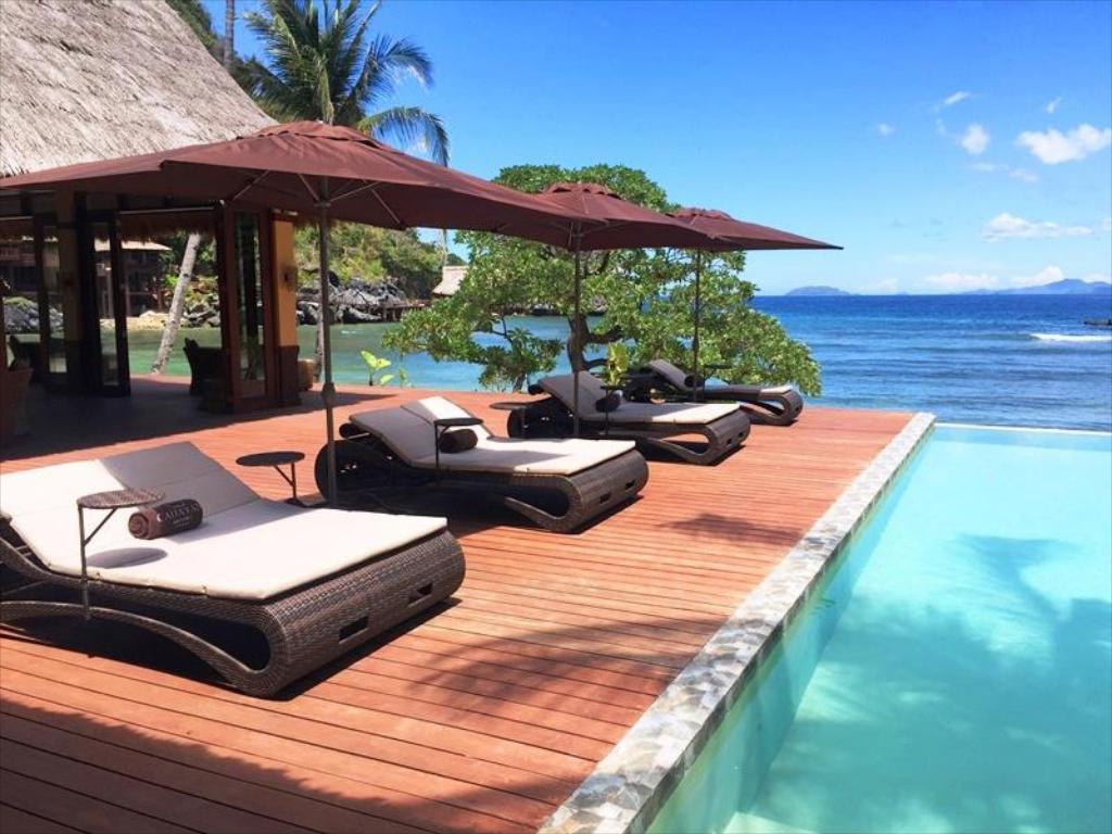 Top Beach Resorts In El Nido Palawan Philippines