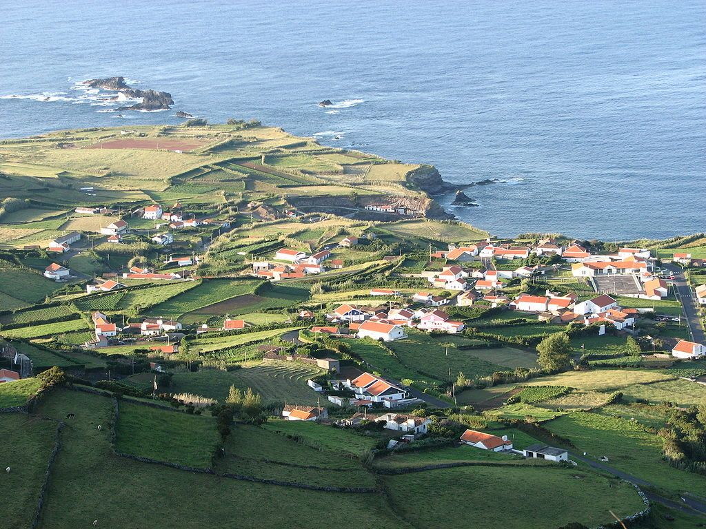 Ponta Delgada, The Azores, Portugal
