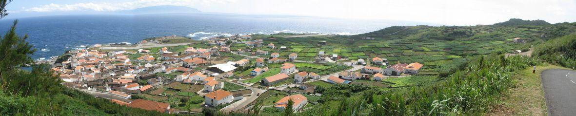 Vila Do Corvo, Azores, Portugal