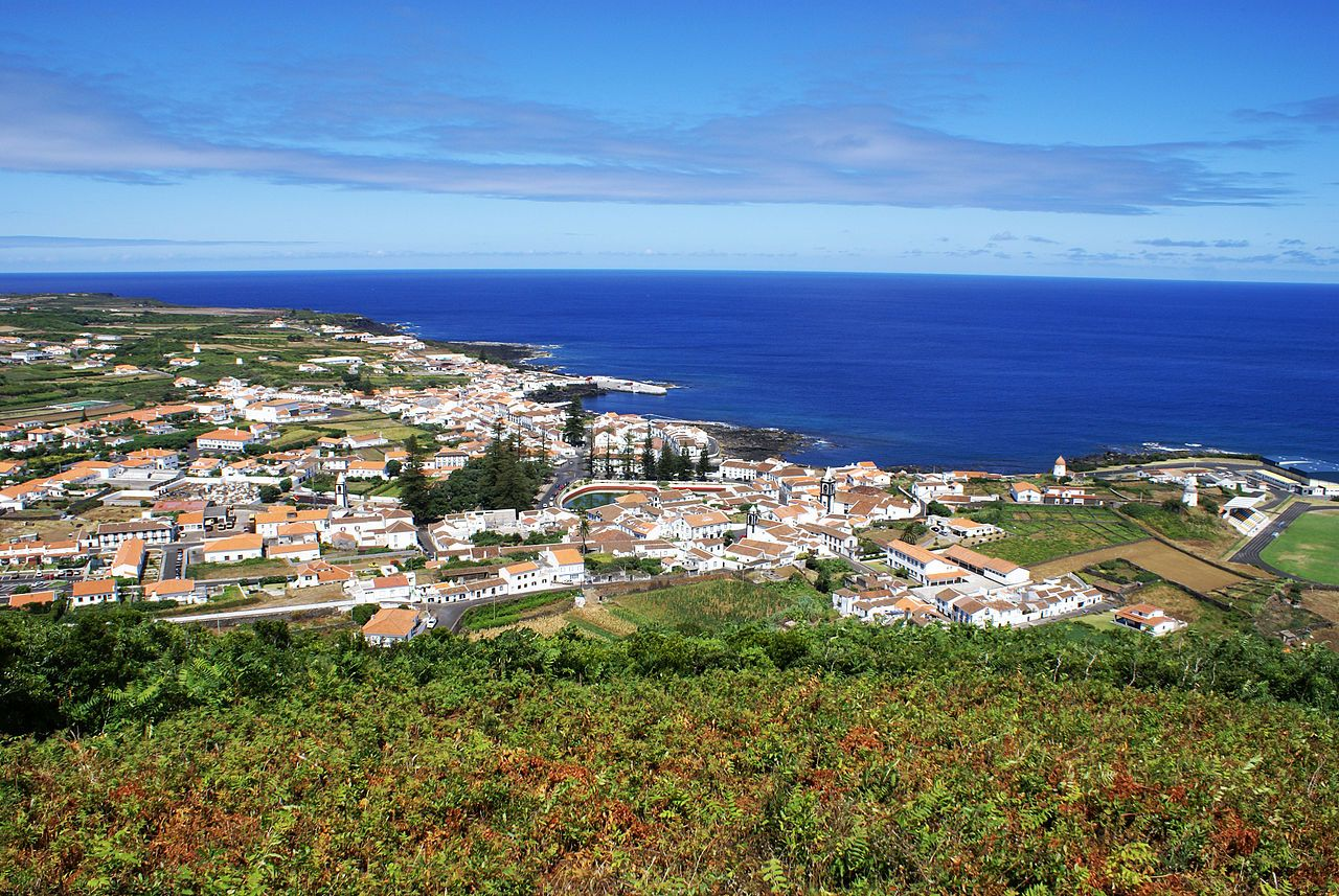 Santa Cruz Da Graciosa , Azores, Portugal