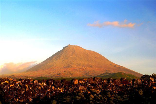 Mount Pico, Azores, Portugal