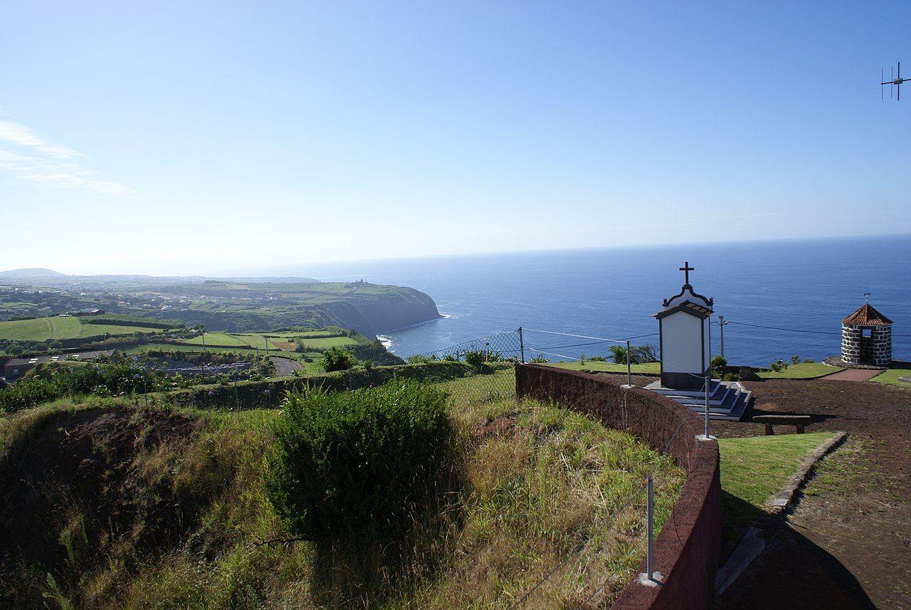Miradouro da Baleia, Azores, Portugal