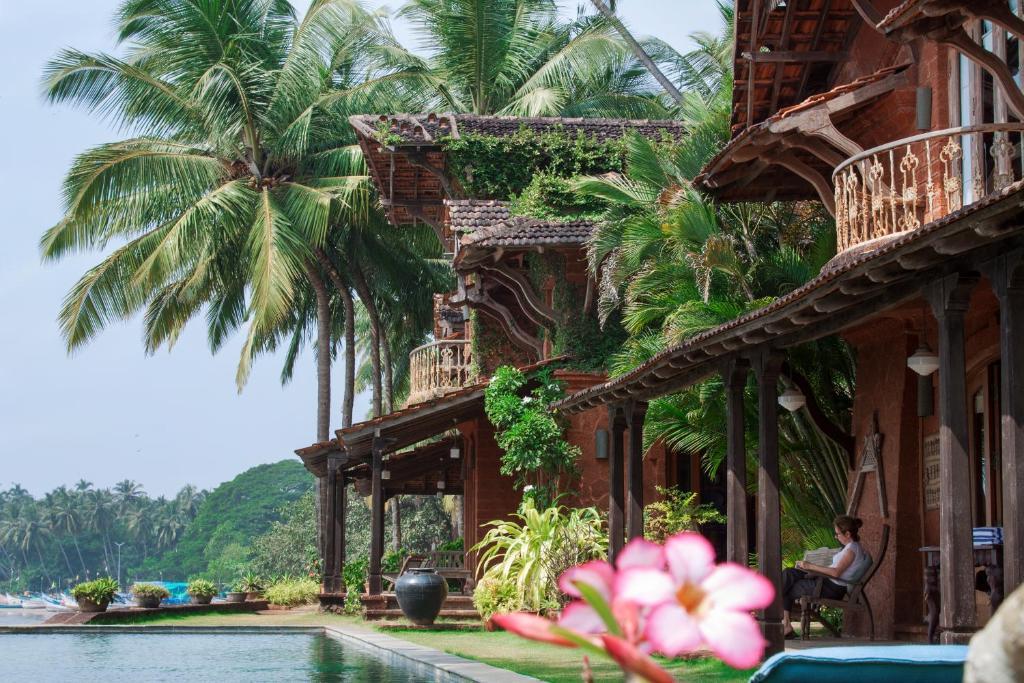 Pool at Ahilya By The Sea, Goa, India