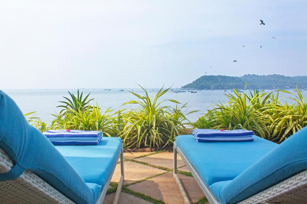 View at Ahilya By The Sea, Goa, India