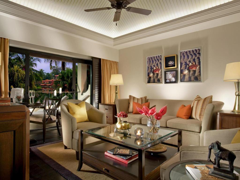 Room interior, Goa, India