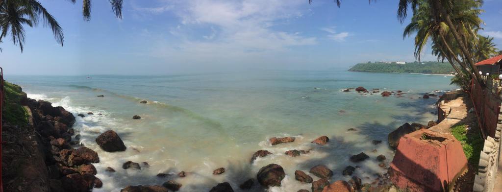 Ocean at Bogmallo Beach Resort