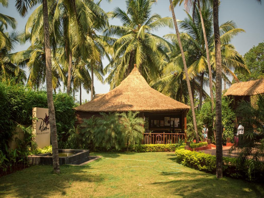 Riva Beach Resort, Goa, India