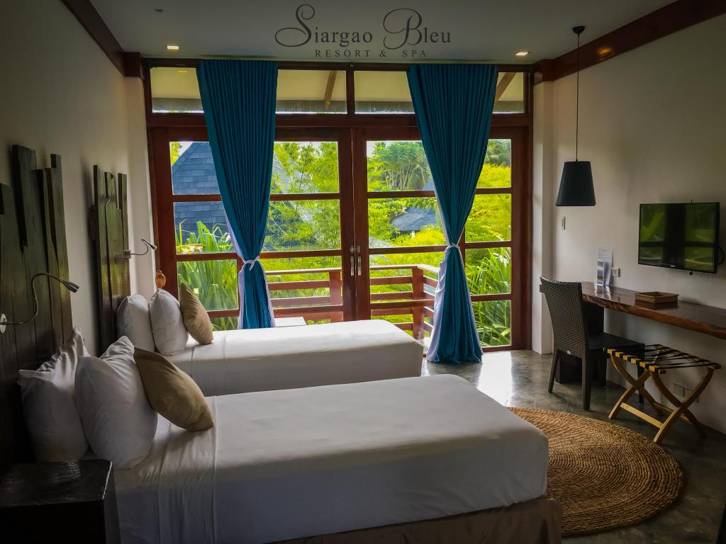 Room at Siargao Bleu Resort and Spa, Philippines