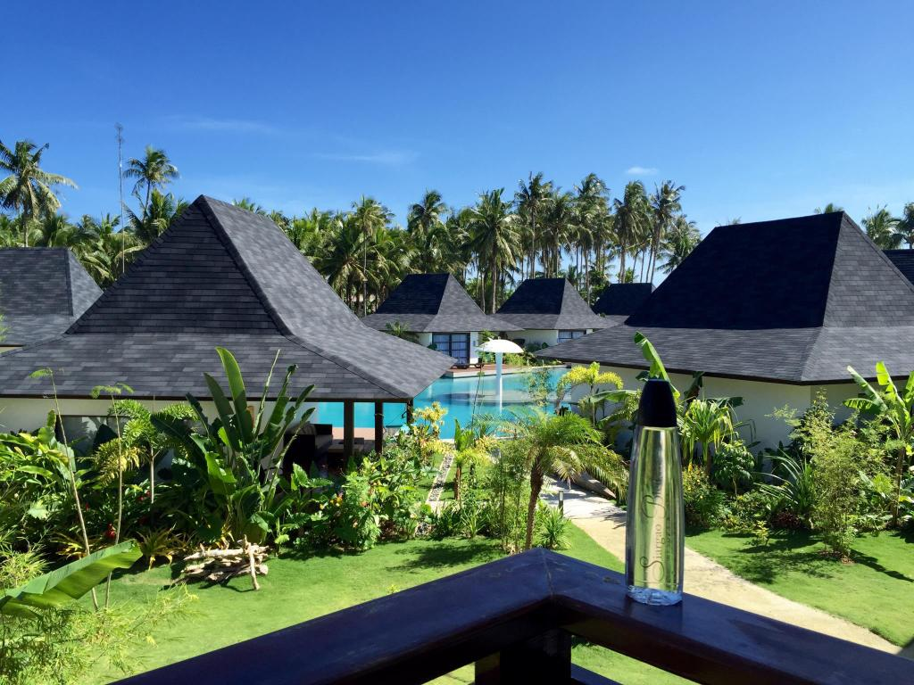 Pool at Siargao Blue Resort and Spa, Philippines
