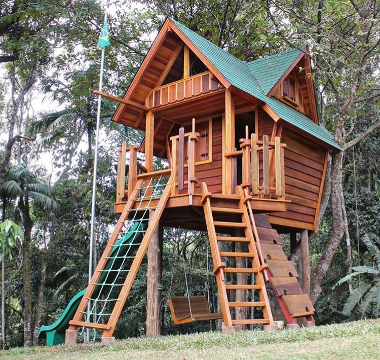Tree house, Casa na Arvore, Brazil