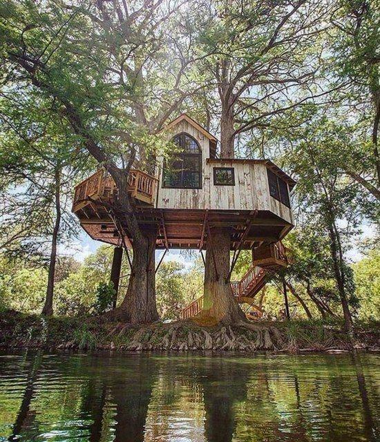 Tree House, Texas