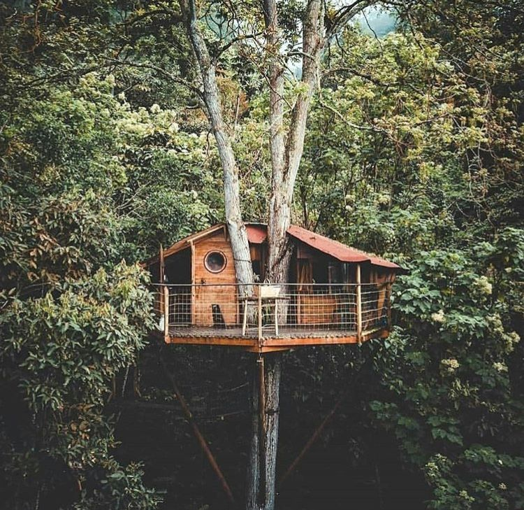 Tree House, Parque Natural Chicaque, Colombia