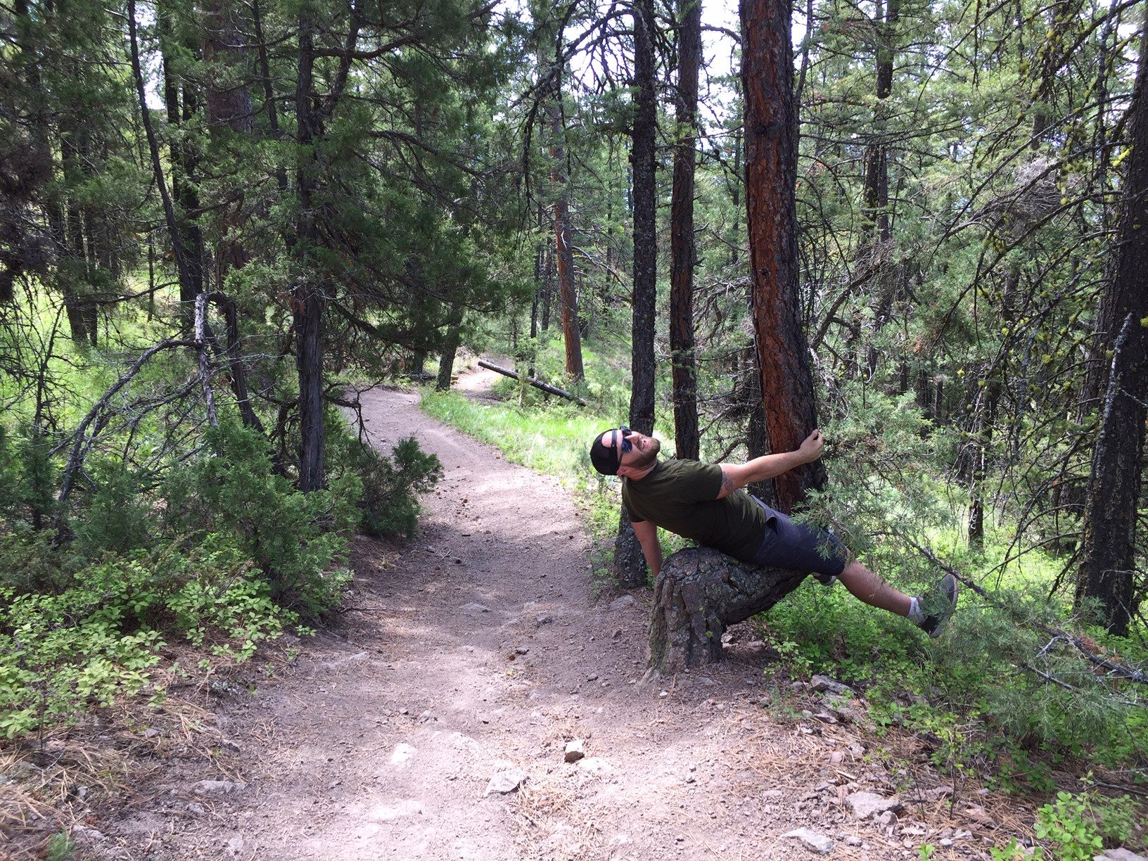 McDougall Rim Trail, West Kelowna, British Columbia,