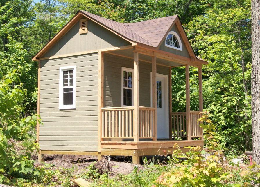 Canmore Cabin, Nobel, Ontario