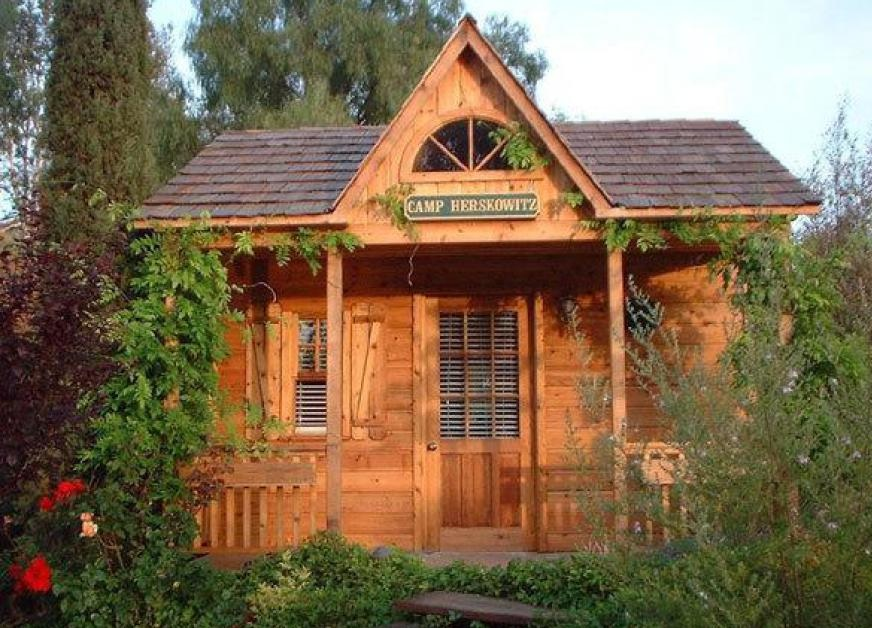 A Canmore tiny house in Poway, California