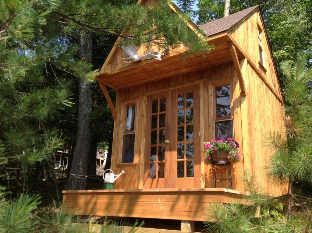 Affordable Prefab Tiny Houses (no permit required) -