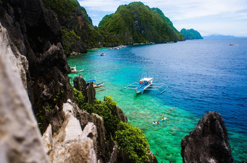Liminangcong Beach Resort, El Nido, Palawan, Philippines