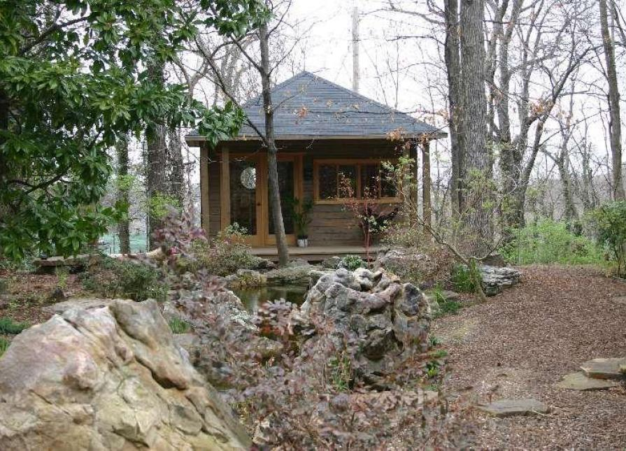 Summerwood Sonoma cabin tiny house Fayetteville, Arkansas