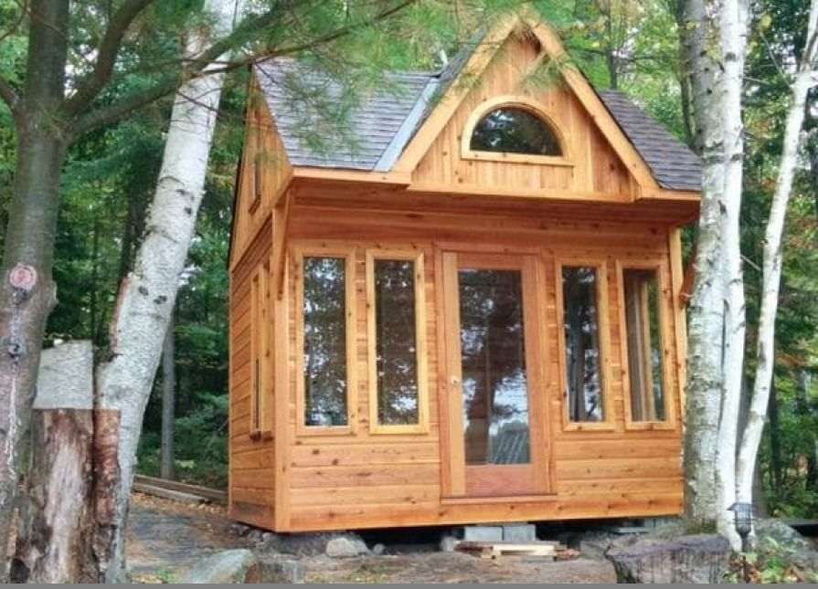 9 Beautiful DIY Tiny Homes -