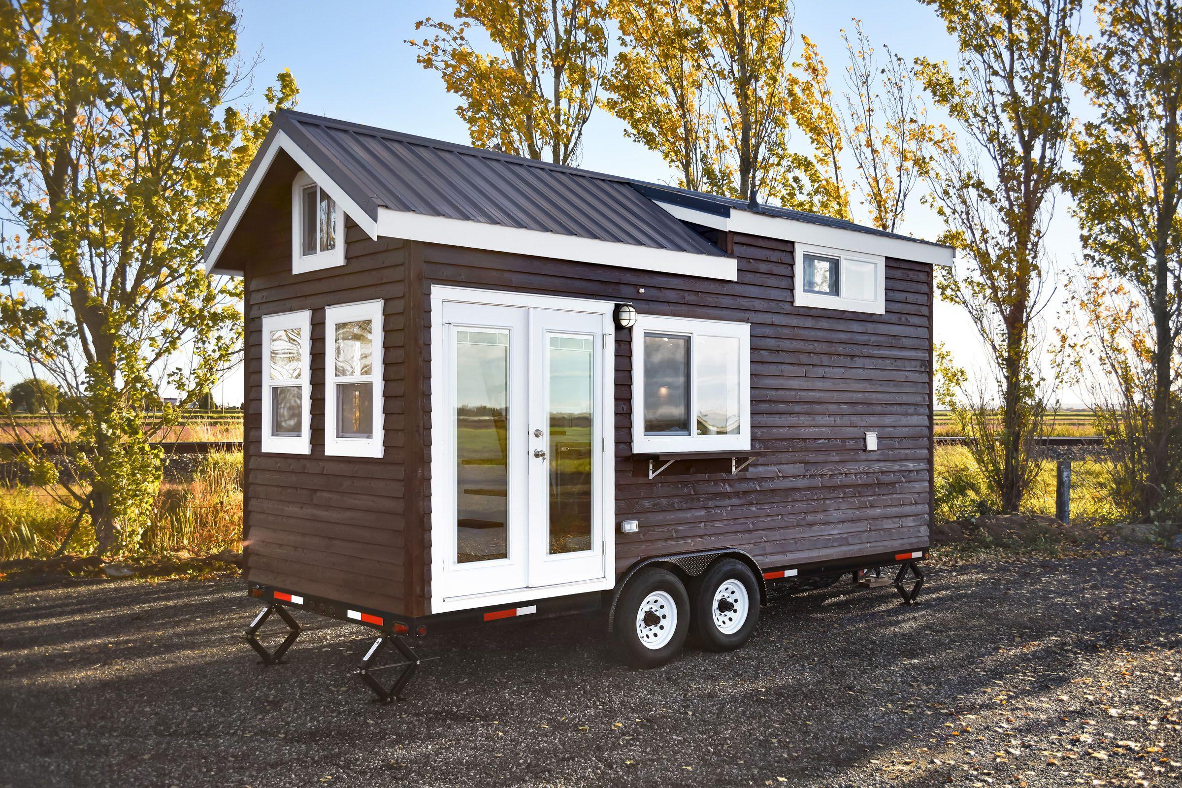 Mint Napa Model Tiny House