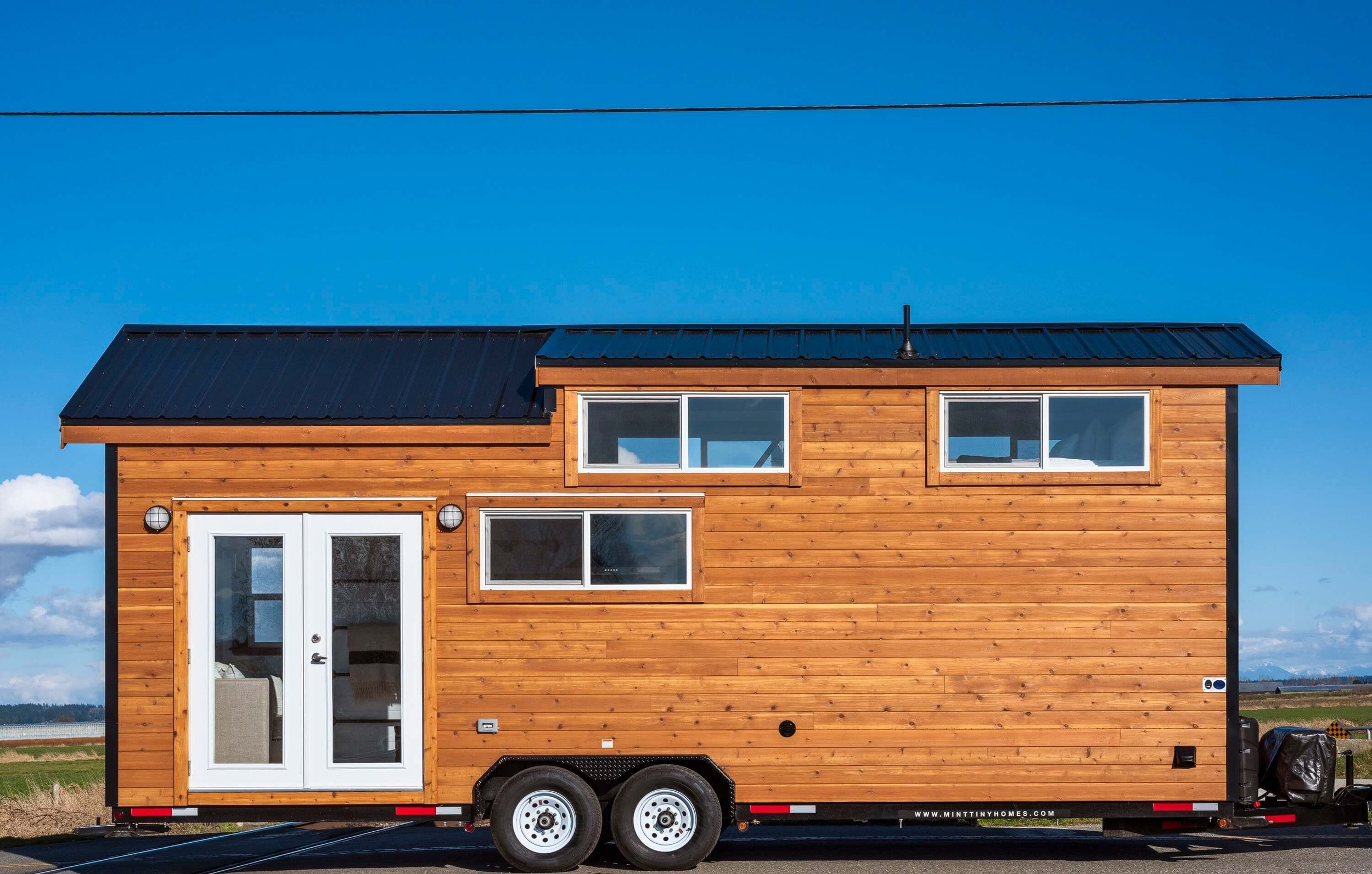 The Mint Napa Tiny House