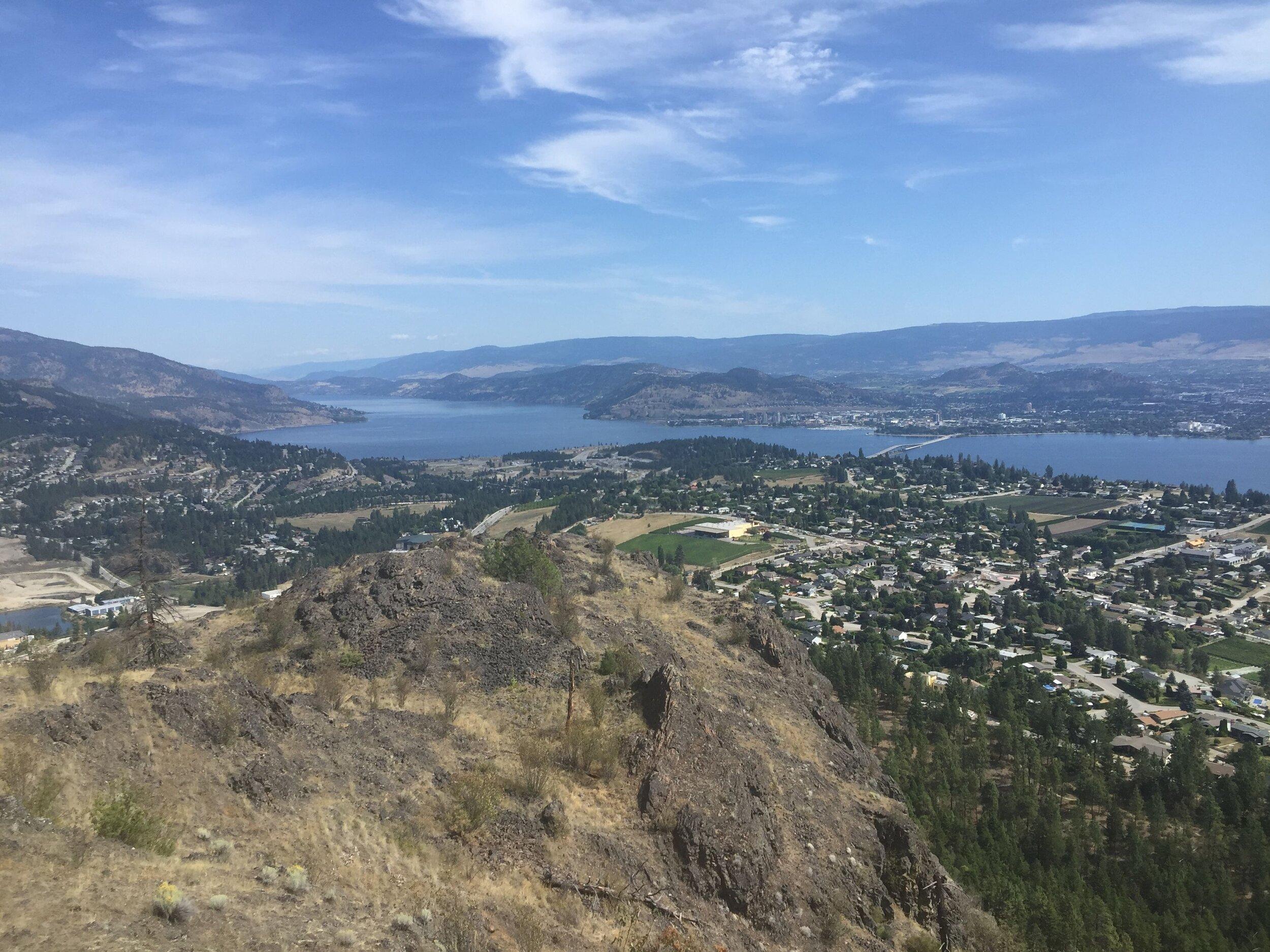 Mt. Bouchrie, Kelowna, British Columbia, Canada