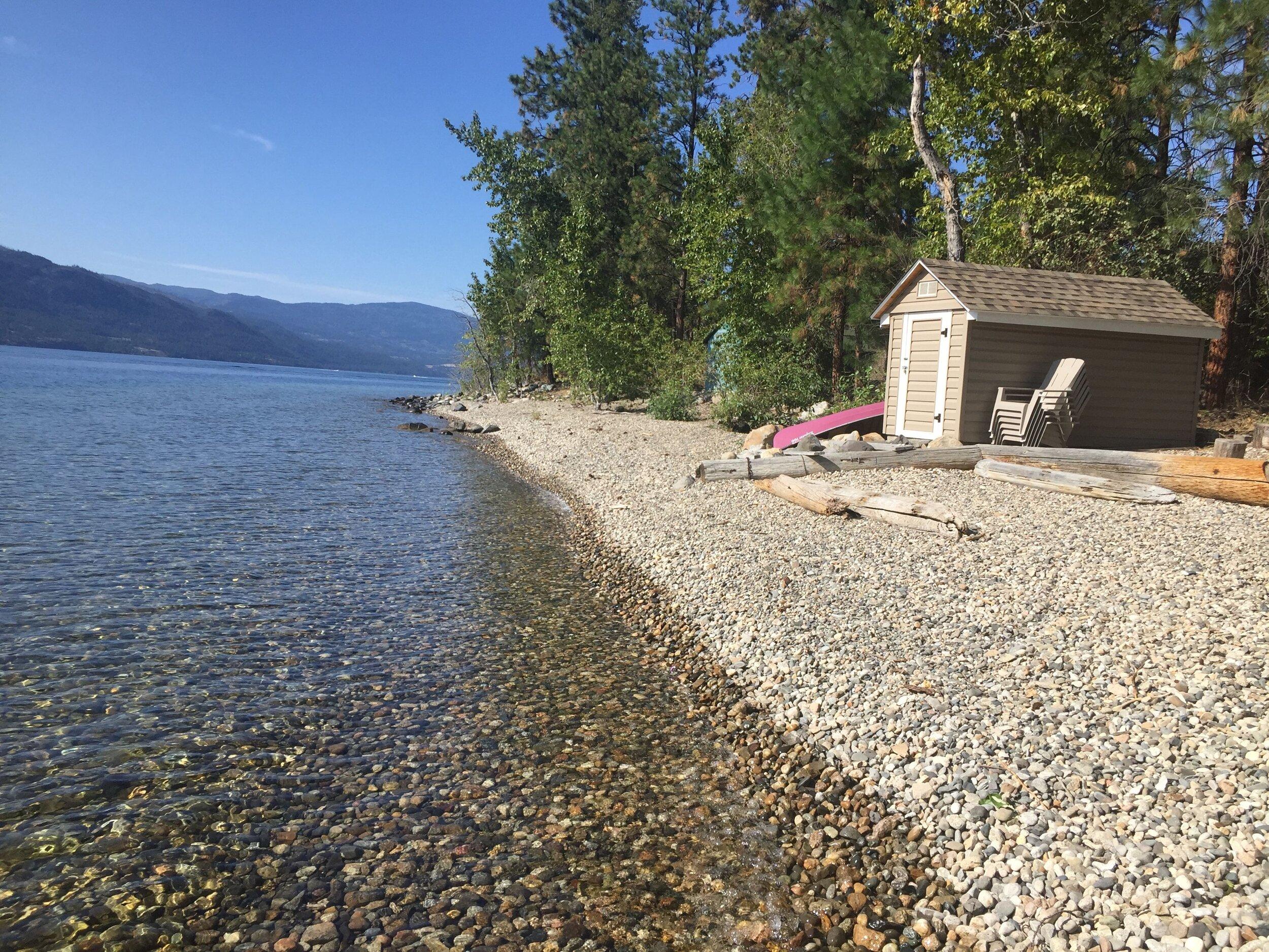 Carr's Landing, British Columbia, Canada