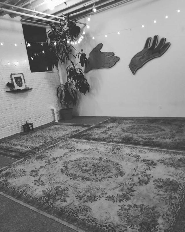 Thank you to the wonderful, open and beautiful folkx who came out to Breathwork for Empaths last night. My heart is full (and apparently I needed some deep rest because I  slept until 10am this morning) #relaxedandrecharged