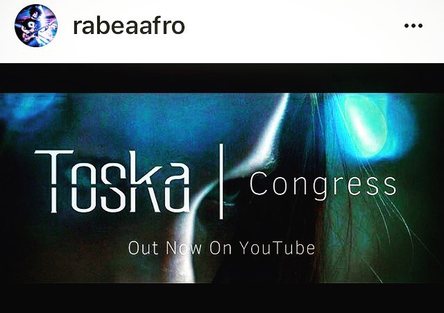 Toska Music Video Out Now! #toska #firebythesilos #congress #musicvideo