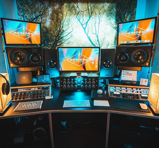 Great pic of our room from @maxtaylorgrant  #mastering #masteringstudio #studio #ATC #PMC #manley #massivepassive #varimu #neve #mbp #maselec #mea2 #prism #atcloudspeakers