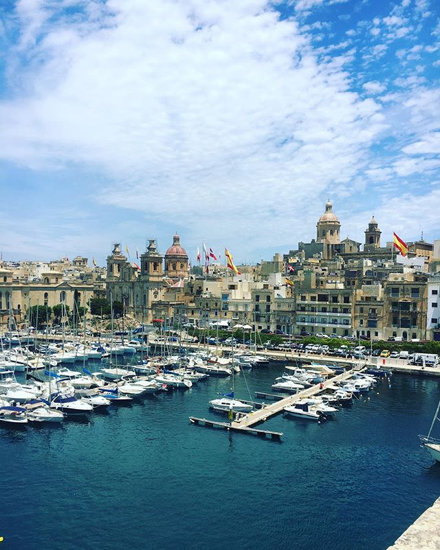 Gorgeous views for every type of event!  #thesheerbastion #tsb #malta #maltalife #weddingvenue #evebtvenue #senglea #birgu #weddingnabroad #weddingdestination #maltesewedding #bridetobe2021