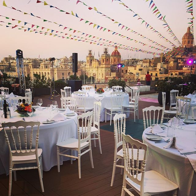 A day managed to perfection!  #weddingabroad #weddingdestination #malta #maltawedding #maltabride #weddingmalta #weddingvenue #eventvenue #corporateevents #maltagram #birgu #senglea  #thebigday