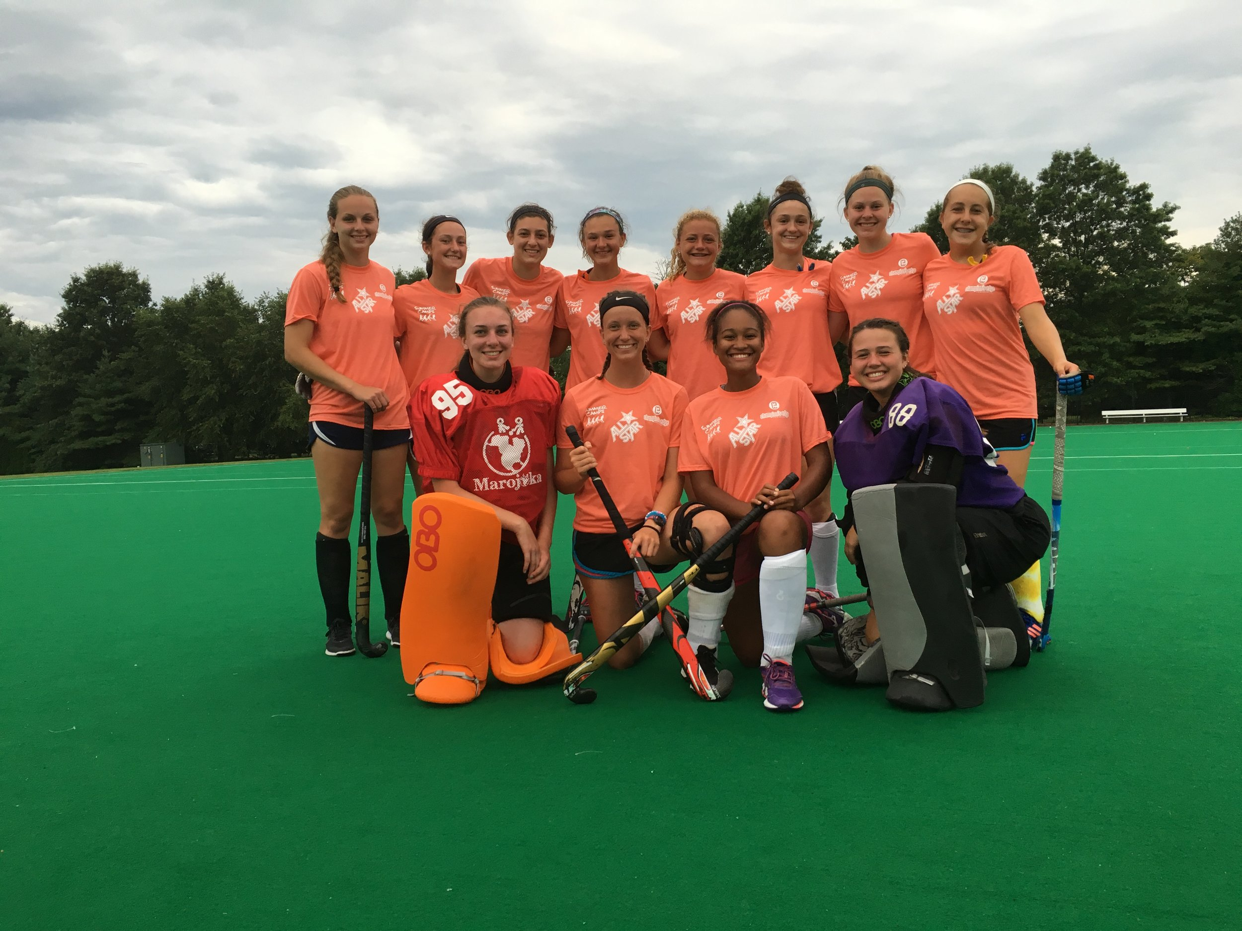 Residential Camp    It's back! CE Monmouth July 18th -21st 2-19   - We are excited to relaunch our resident camp.  Hosted on the beautiful new water based astroturf at the equally beautiful Monmouth University. Located just 1 mile from the beach (this could be important information!).  - CE has once again evolved; our focus will remain on providing elite level coaching from elite staff comprised of National team players, D1 coaches and top International players.  - On field sessions will be sharp, intense and of course fun. Expect our staff to be involved in the action.  -New! Camp needs to be fun, we have some exciting developments up our sleeve on the social scene. Trust me, it's not just a skit night!