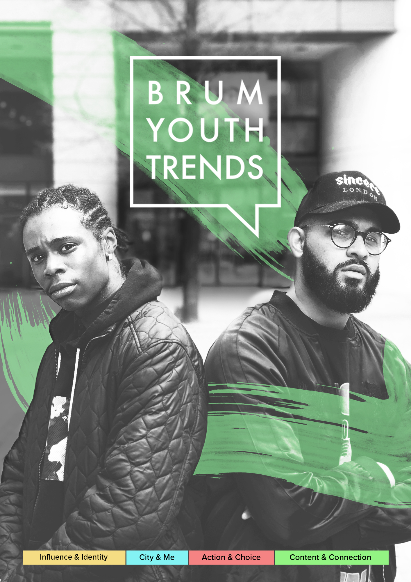 The first ever Brum Youth Trends was launched in 2017 -