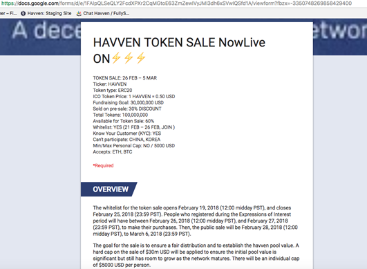 Scam alert: The tricks online scammers use during a token sale