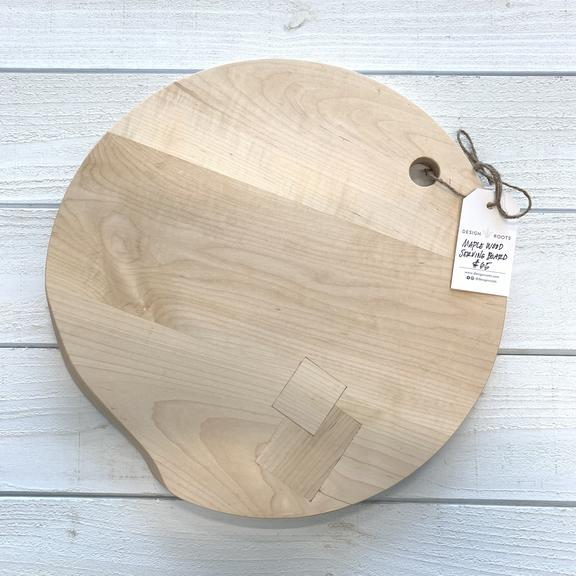 https://shop.designroots.com/collections/serving-boards/products/maple-wood-serving-board-round
