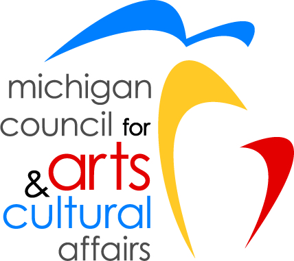 Thank you, Michigan Council for Arts and Cultural Affairs, for generously sponsoring this event!