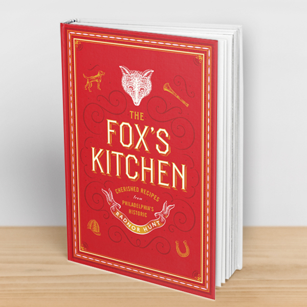 Foxhunt cookbook called The Fox's Kitchen