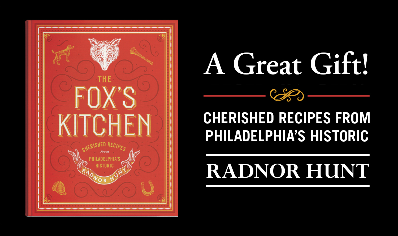 The Fox's Kitchen foxhunt cookbook