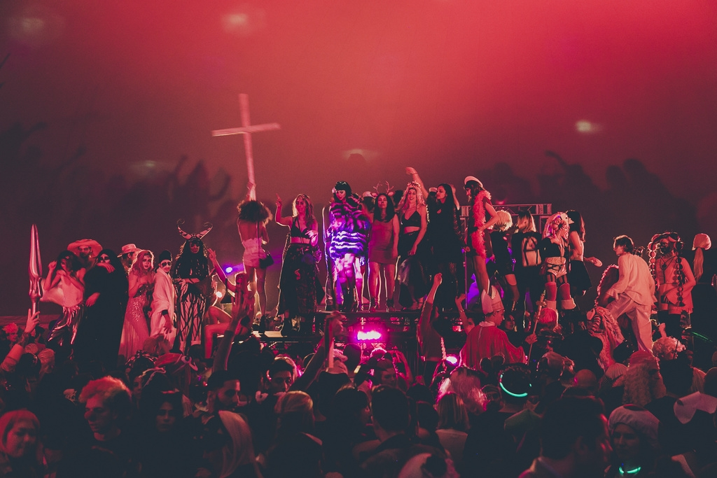 Halloween Ball, MoMA PS1