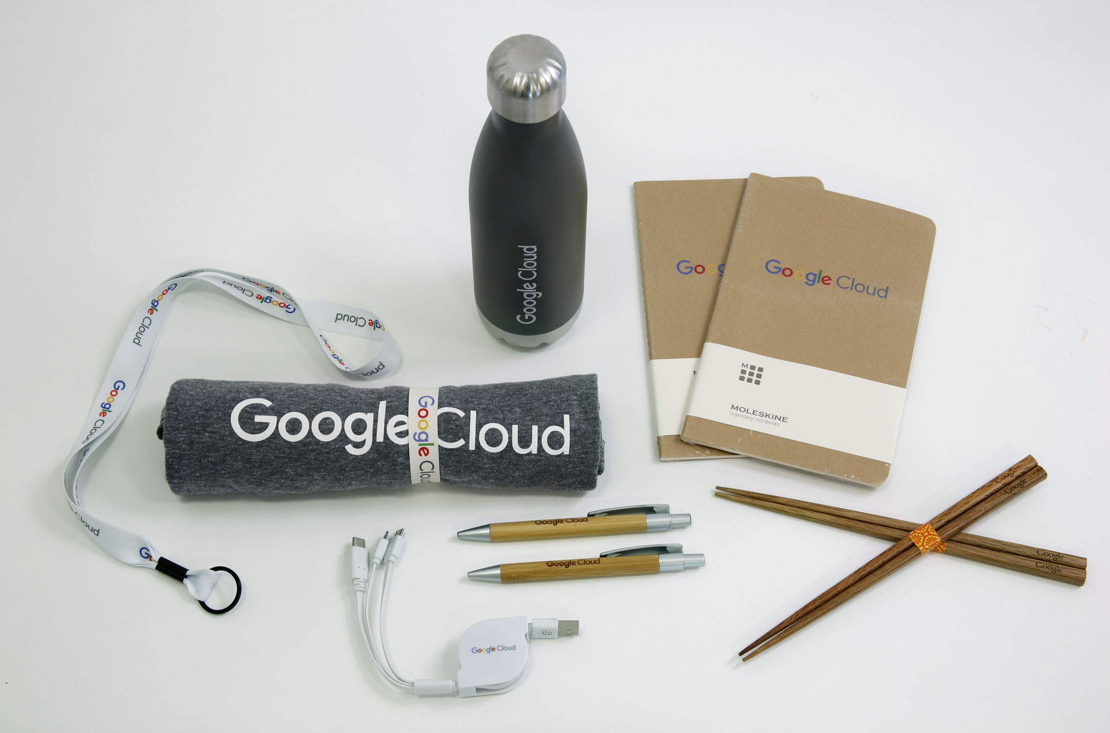 Google Cloud = eco-friendly, all the way