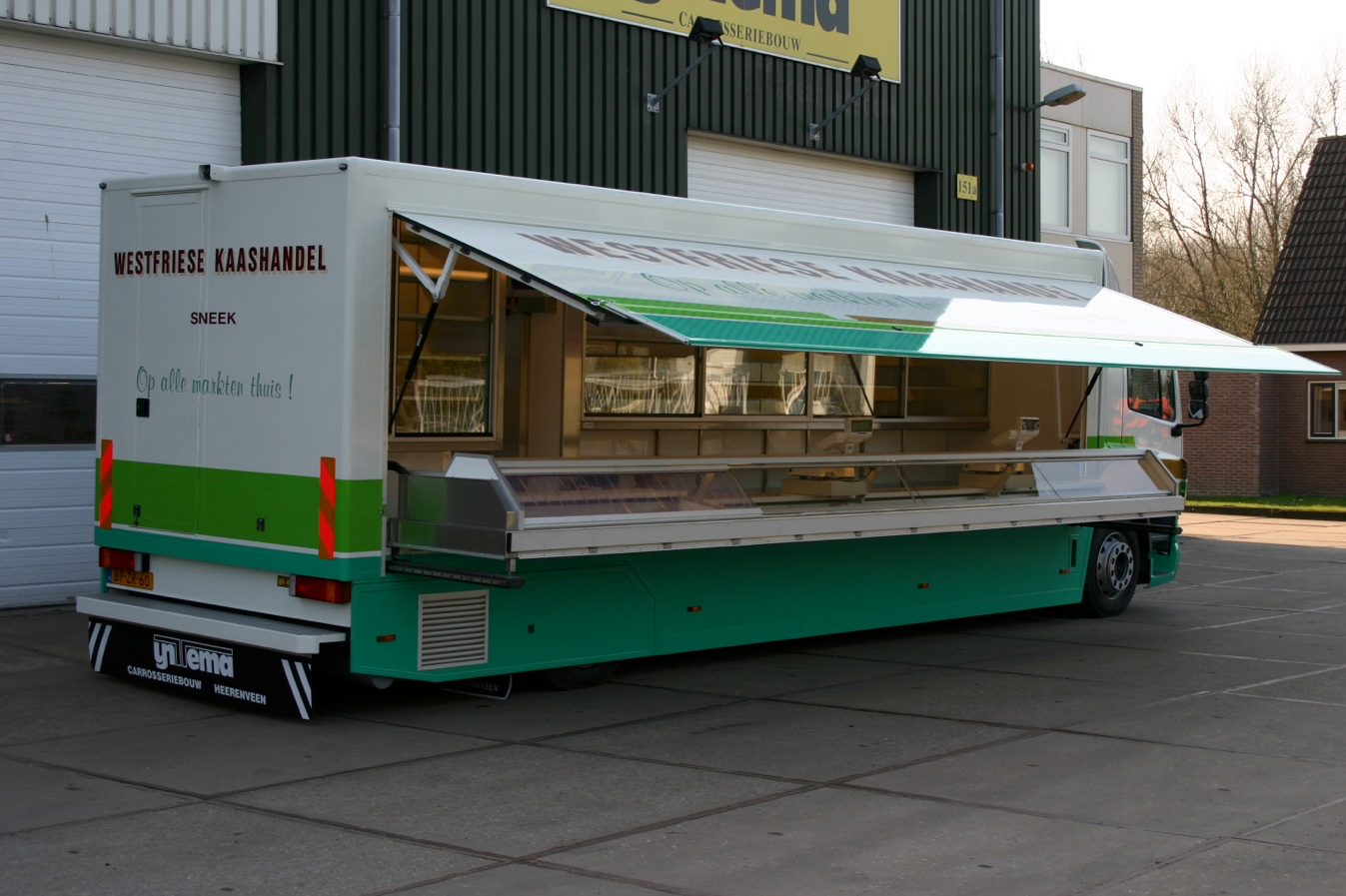 Marktwagen of verkoopwagen Westfriese kaashandel - maatwerk-.jpg