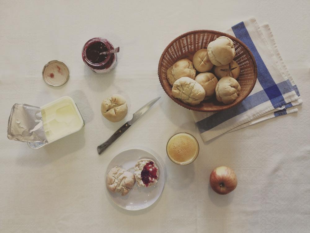 breakfast swedish bread