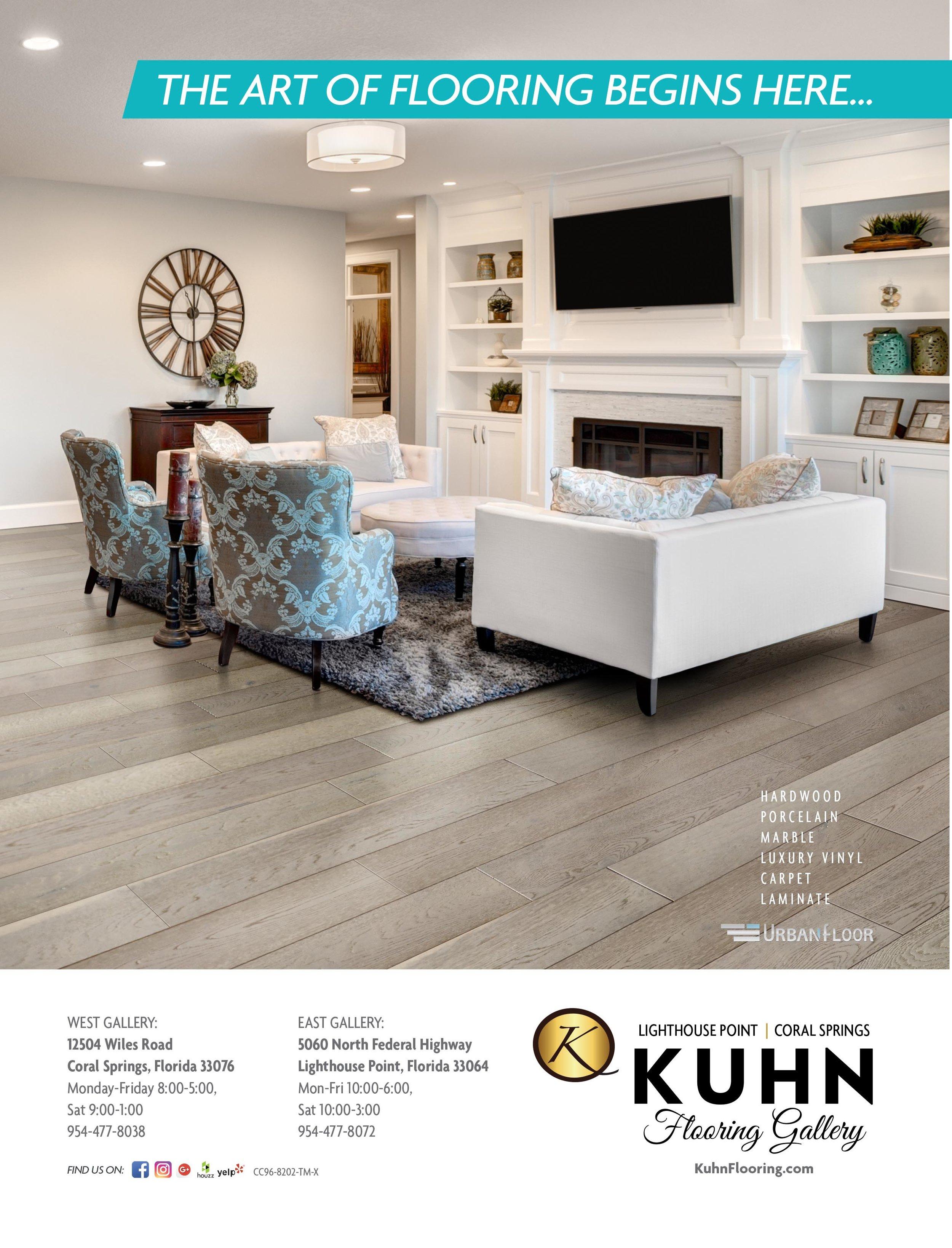 Client: Kuhn Flooring