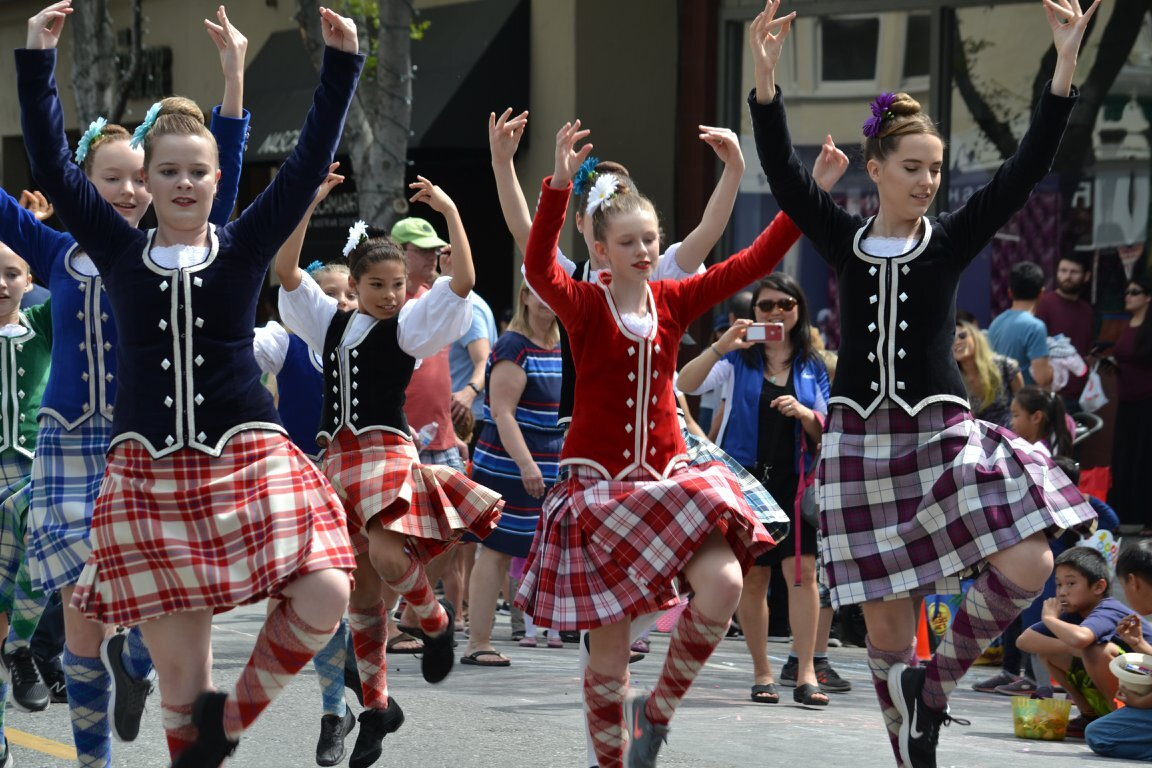 Dance classes offered year-round! -