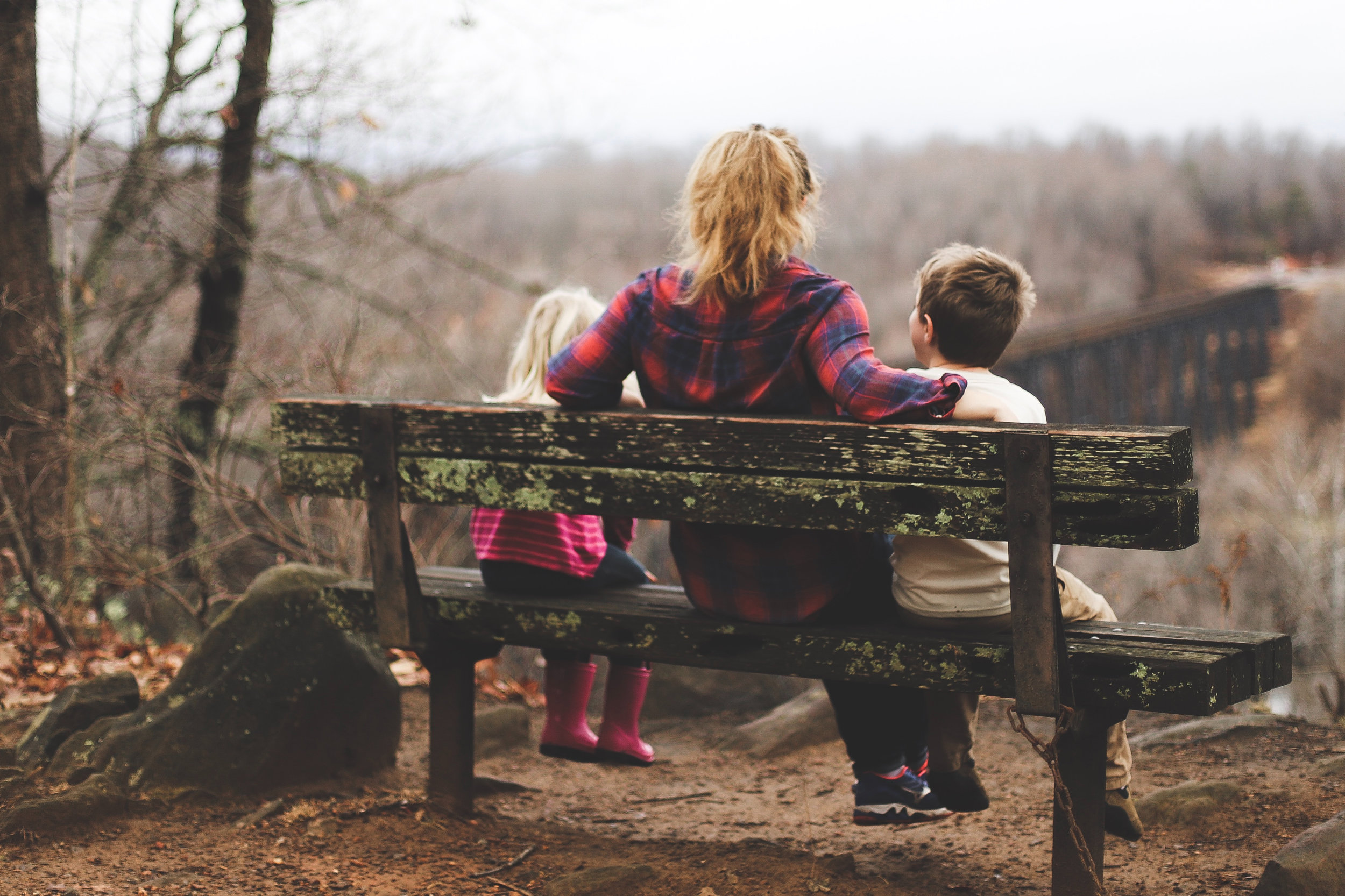 HAVE A CONVERSATION WITH YOUR KIDS - Watch a video with your kids and have a conversation together.