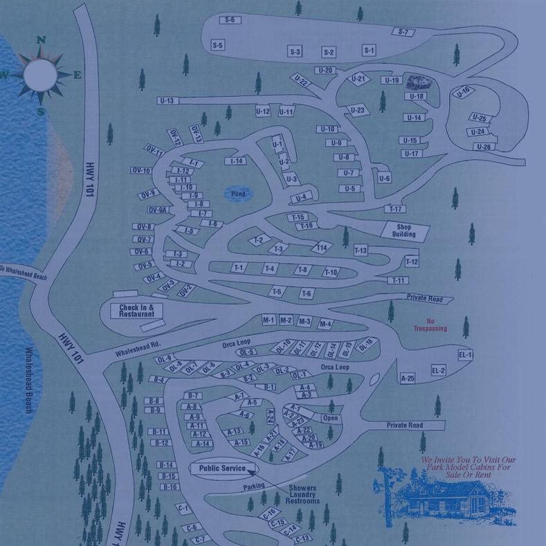 Resort Map -