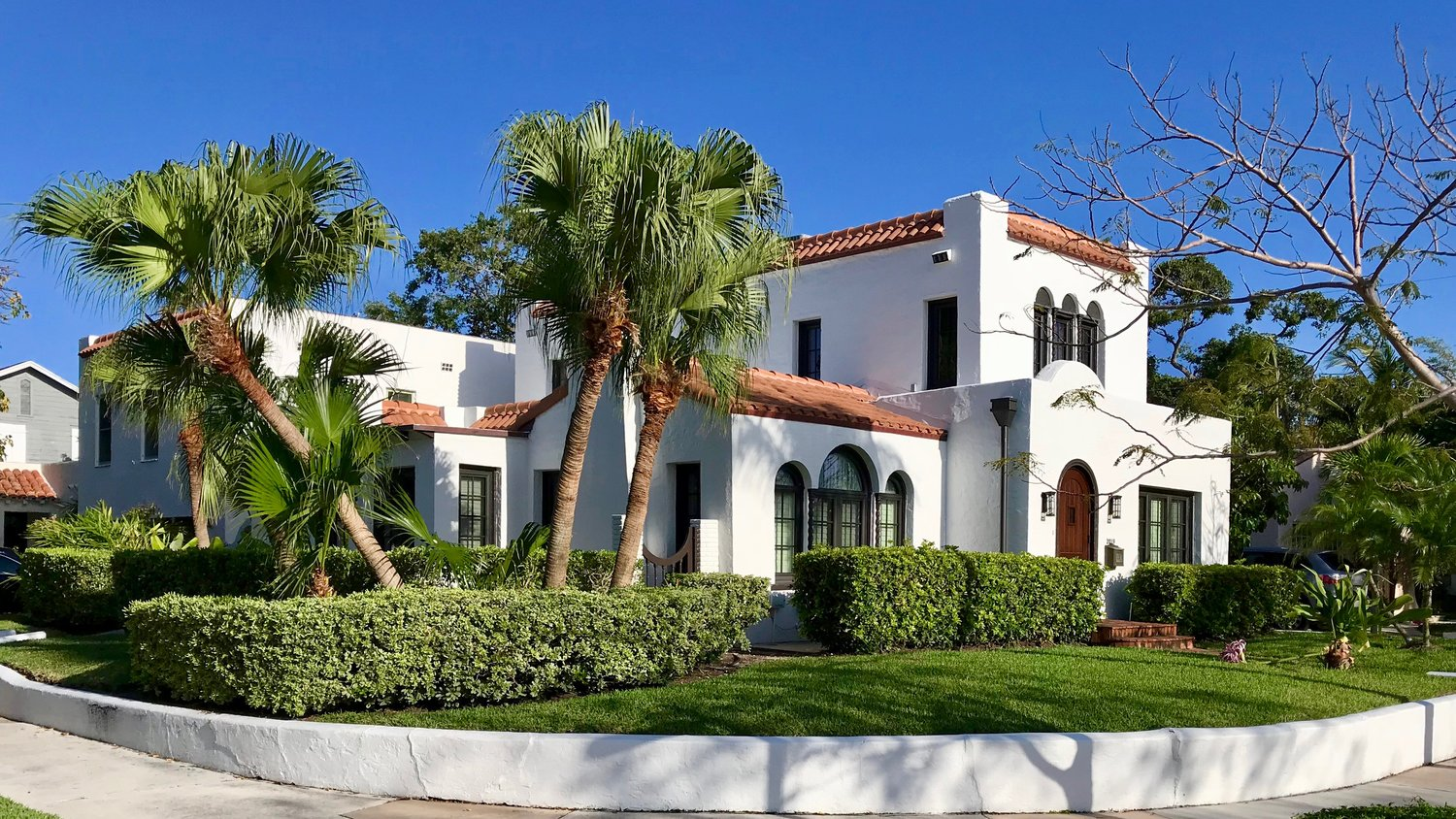 Historic Homes For In West Palm